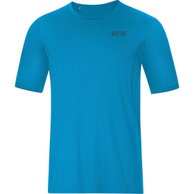 GORE WEAR R3 Camiseta Running Hombre, dynamic cyan